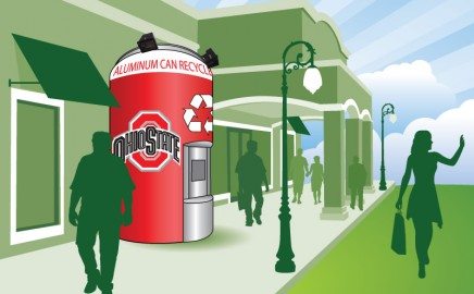 Aluminum Can bank Recycling Cash For Cans
